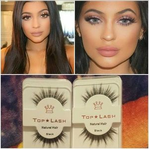 Other - NWT 2 pairs of Top lashes